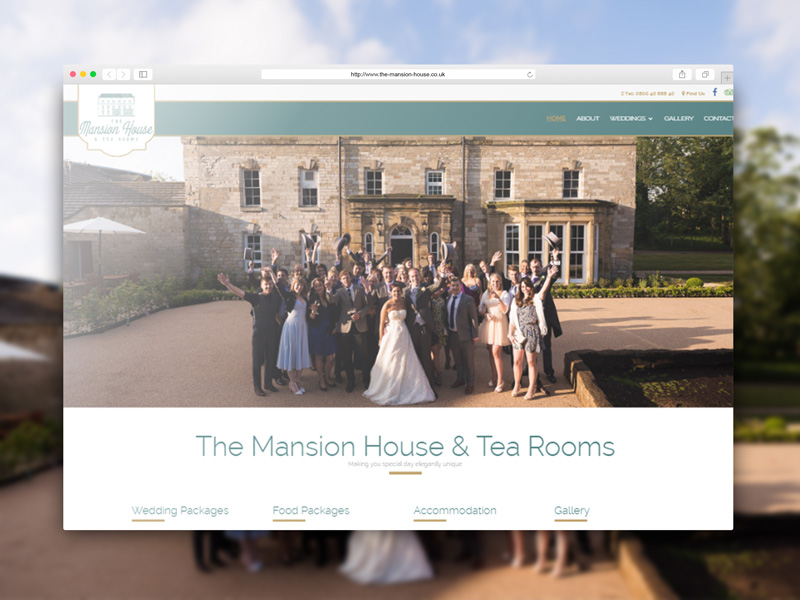 The Mansion House Website Link